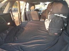 Roadtrip USA - Dormir dans sa voiture 05